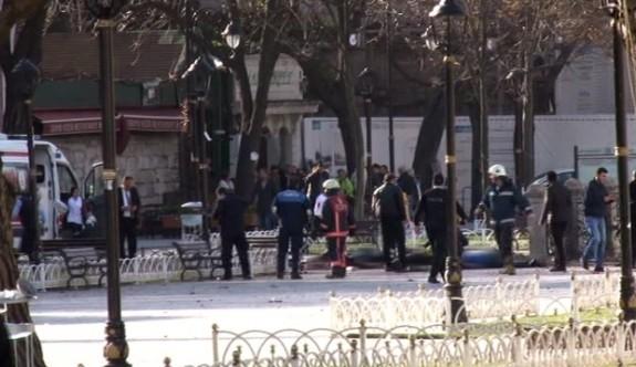 Suruç, Ankara ve Sultanahmet...