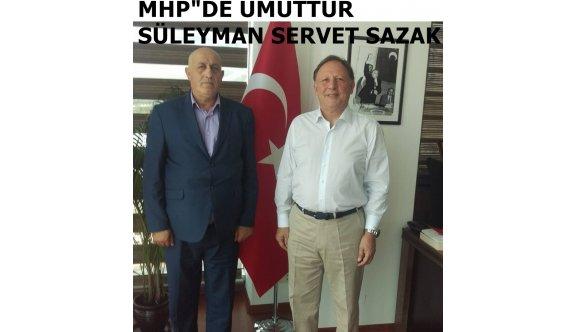 UMUTTUR,SÜLEYMAN SERVET SAZAK