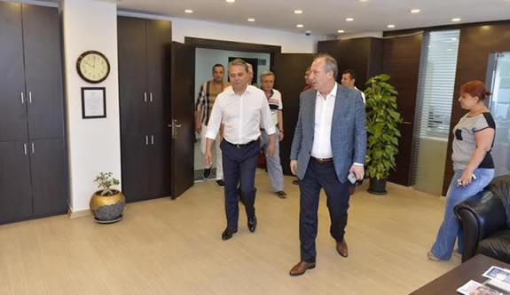 CHP'li Başkan, Muharrem İnce'den korktu!