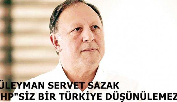 """MHP""""SİZ BİR TÜRKİYE DÜŞÜNÜLEMEZ"""""""