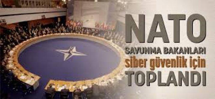 NATO siber savaşa hazırlanıyor