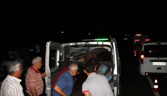 Fethiye'de kaza: 1 ölü