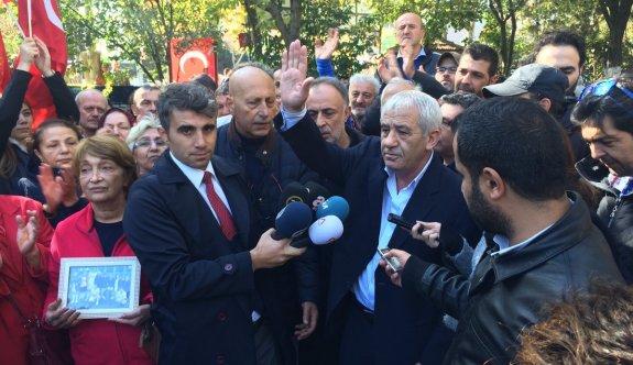 """Bakırköy""""de Tarihi spor kulübü için alınan yıkım kararı durduruldu"""