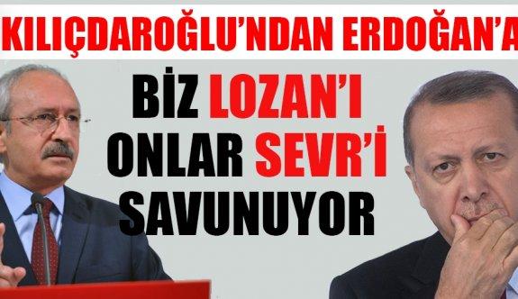 Kılıçdaroğlu'ndan Lozan açıklaması