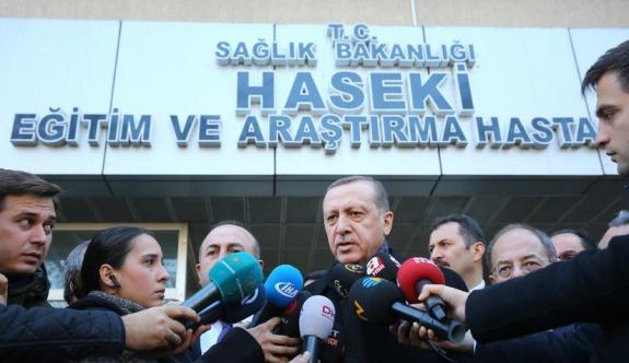 Cumhurbaşkanı Erdoğan: Meydanı bu alçaklara kahpelere bırakmayacağız
