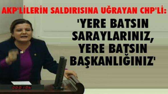 AKP'li ve CHP'li vekiller arasında kavga