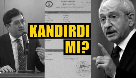 Murat Hazinedar ve Seyit Torun,Kemal Kılıçdaroğlu'nu kandırdı mı?