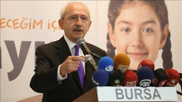 CHP Genel Başkanı Kılıçdaroğlu: Parti devleti kurmak istiyorlar
