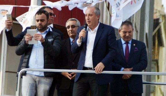 """CHP'li Muharrem İnce: TRT""""ye vergilerimiz Haram zıkkım olsun"""