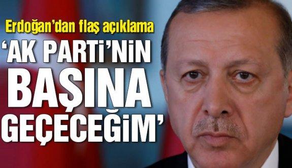 Erdoğan AKP'ye ne zaman döneceğini açıkladı