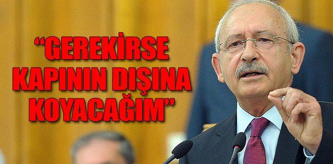 Kılıçdaroğlu'ndan sert açıklama
