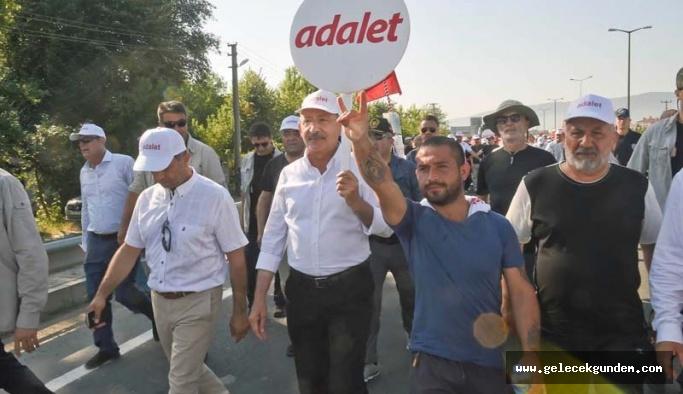 """Kılıçdaroğlu'na bağırdı """"MHP'liyim, ülkeyi kurtarın!.."""""""