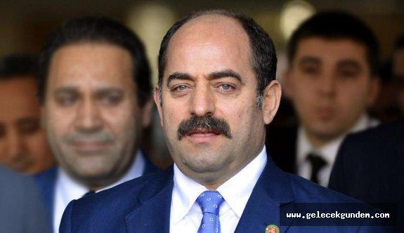Zekeriya Öz'ün 6 günlük otel faturası yaklaşık 34 bin lira