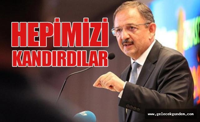 AKP'li Özhaseki: İçimizden çıkan hainler eksik olmuyor