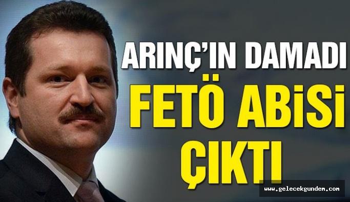 Ankara Cumhuriyet Başsavcılığı  AK Parti kurucusu Bülent Arınç'ın damadına dava açtı