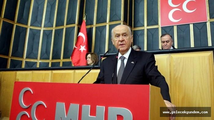 Atatürk'ün partisinin devamı MHP'dir'
