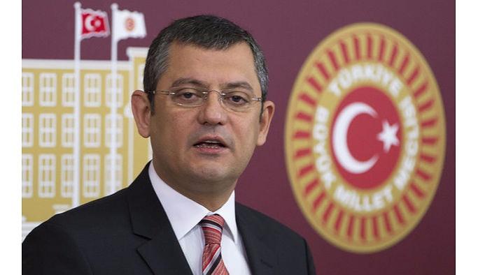 CHP'li Özel: Erdoğan Gündem belirleyememekten rahatsız.