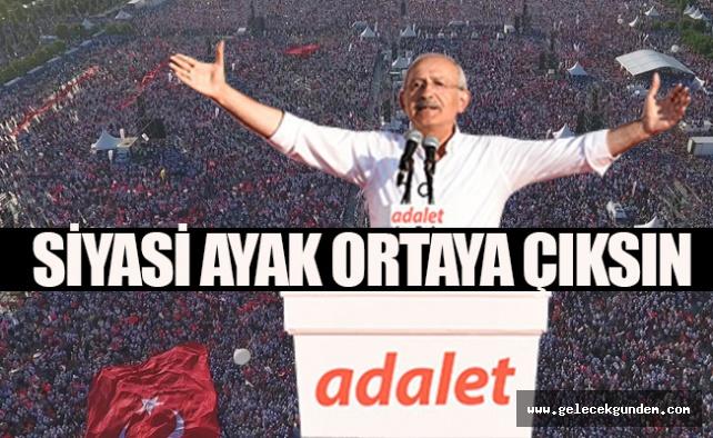 "CHP ""DARBENİN SİYASİ AYAĞI ORTAYA ÇIKARTILSIN"""