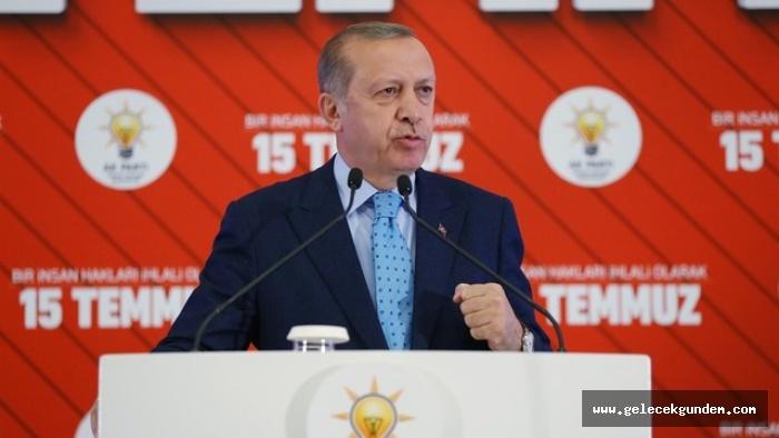 Erdoğan'dan Fethullah Gülen'e: Seni ben çağırdım niye gelmedin?