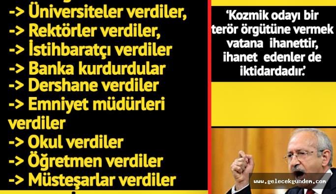 Kılıçdaroğlu: Onların ikisine de lanet olsun diyorum