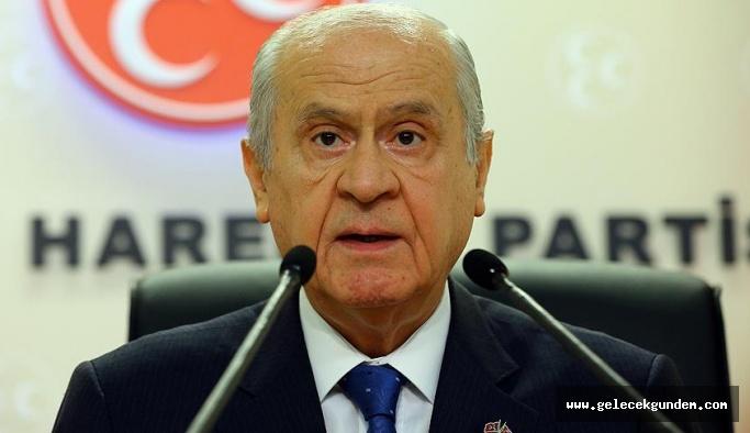 MHP Genel Başkanı Bahçeli: İsrail'in yöntemi terörden farksızdır