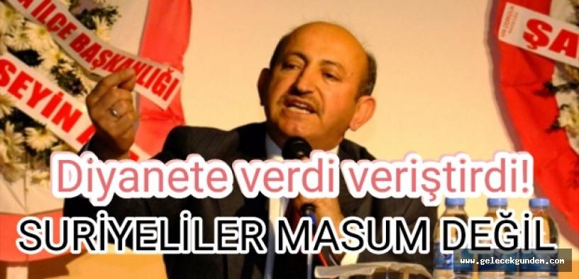 SKANDAL CUMA HUTBESİNE  SERT TEPKİ!
