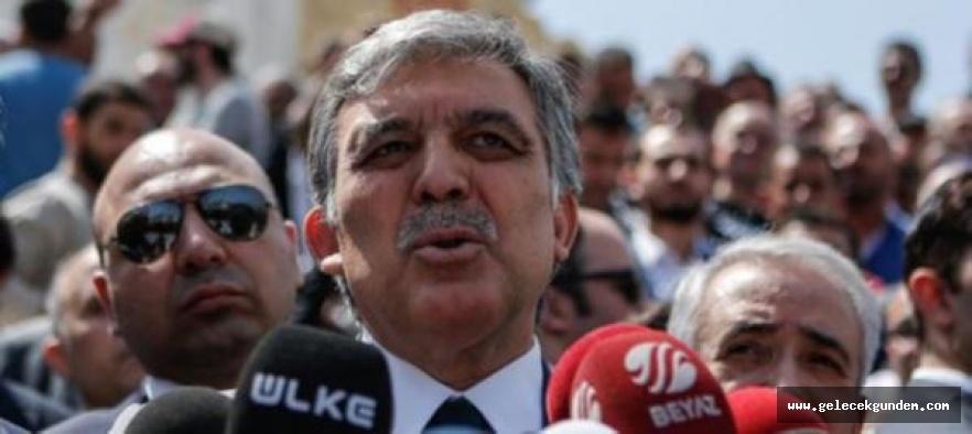 Son dakika! Abdullah Gül'den Cumhuriyet açıklaması