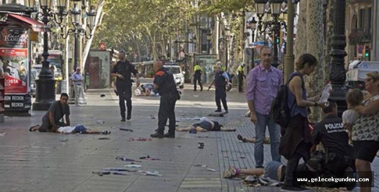 Barcelona'da çifte saldırı: 12 ölü ve 80  yaralı...
