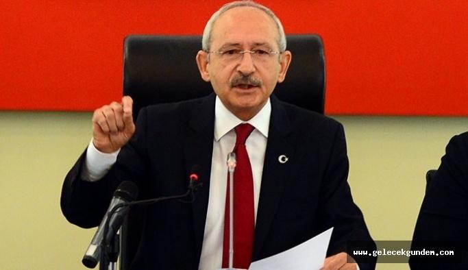 CHP lideri Kılıçdaroğlu'ndan örgütlere kongre ve kurultay uyarısı!