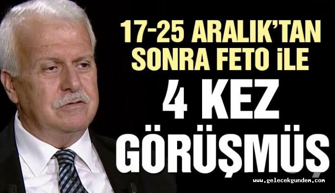 Hüseyin Gülerce, 17-25 Aralık'tan sonra Gülen'le 4 kez telefonda görüşmüş