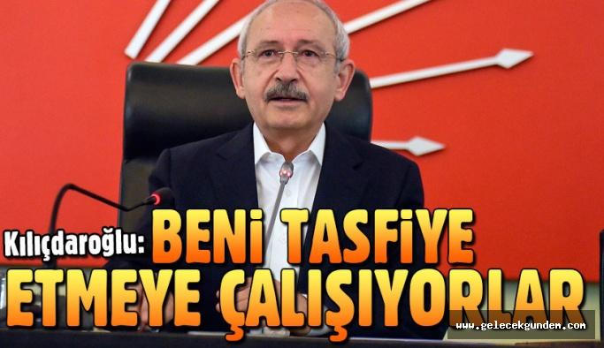 Kılıçdaroğlu: Hedef CHP ve benim