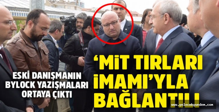 Kılıçdaroğlu'nun eski başdanışmanı Gürsul'un 'MİT tırları imamı'yla bağlantısı ortaya çıktı