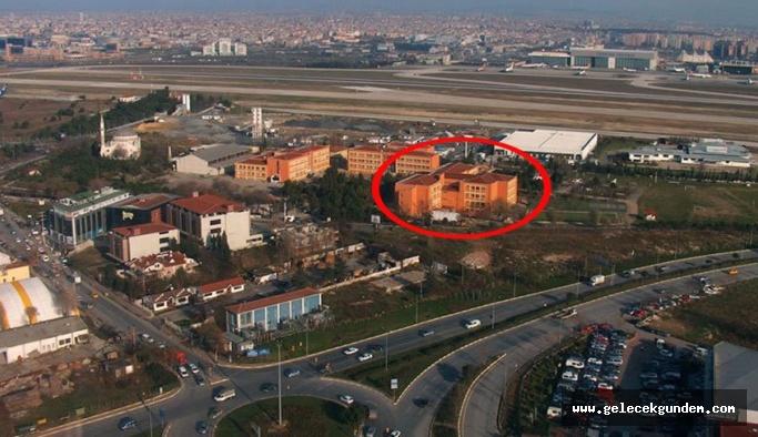 Trafik ve insan yoğunluğu yaşayan Bakırköy'e,AKP Hükümetinden, Florya da Polis okuluna rezidans ve AVM