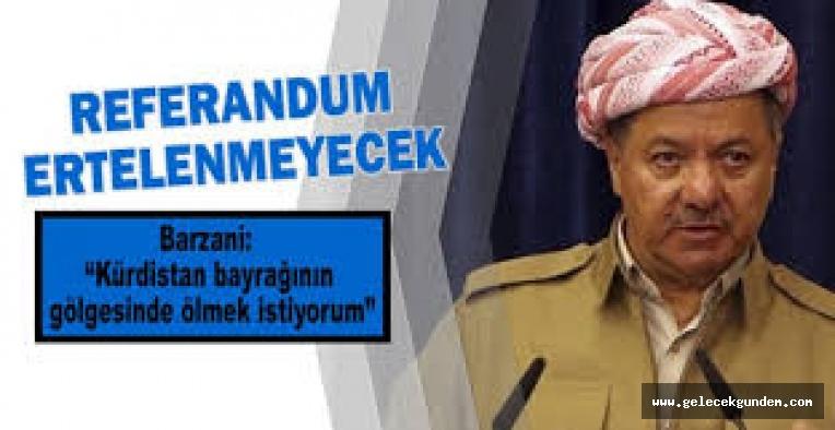 Hayırlı Olsun Türk Siyasetçilerine el birliği ile Kürdistan kuruluyor,Barzani: 25 Eylül bağımsızlık bayramı olsun!