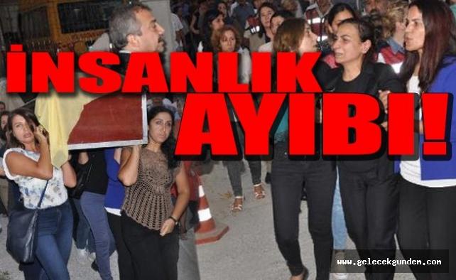 HDP Eşbaşkanı Aysel Tuğluk'un annesinin cenazesine saldırı; cenaze mezardan çıkarıldı