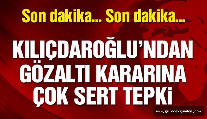 Kemal Kılıçdaroğlu'nun avukatı Celal Çelik gözaltına alındı
