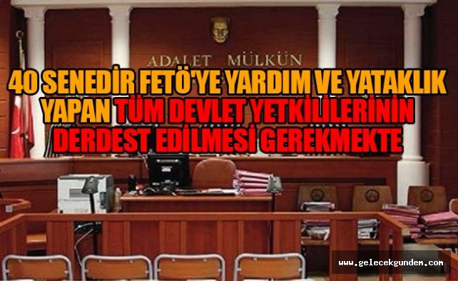 Yargıtay üyesinden şok iddia: Tüm FETÖ'cülere af çıkarmak zorunda kalınacak!