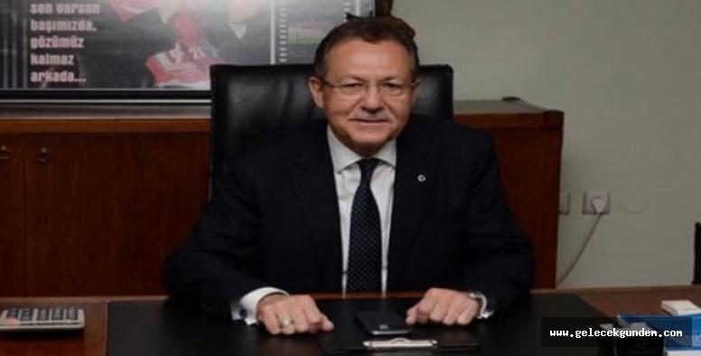 Balıkesir belediye başkanı istifa etti