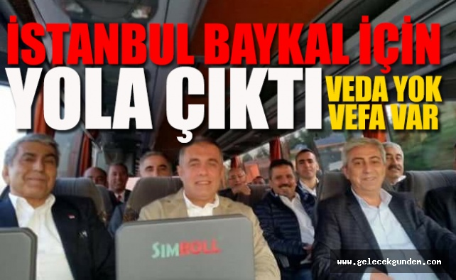 Deniz Baykal'a ziyaretler: CHP İstanbul yola çıktı