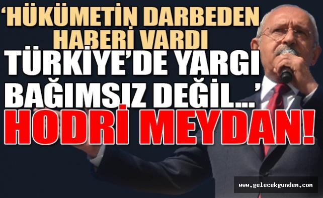 Kılıçdaroğlu: Kendinize güveniyorsanız seçime gidersiniz!