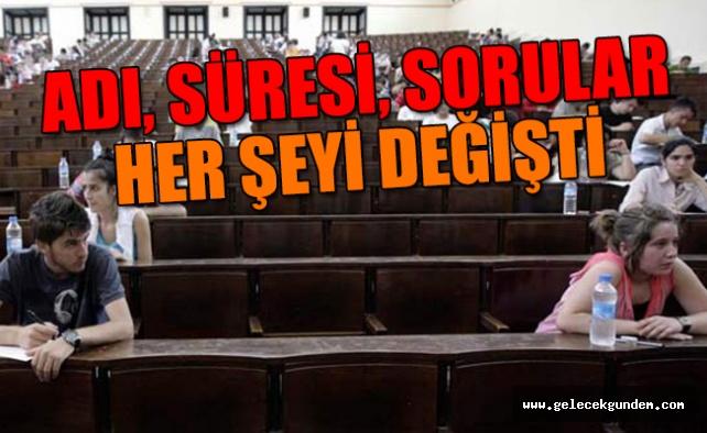 YÖK Başkanı Saraç yeni üniversiteye giriş sınav sistemini açıkladı: Her şey değişti
