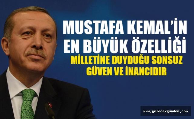 Erdoğan'dan 10 Kasım mesajı: Kahraman asker, saygın lider