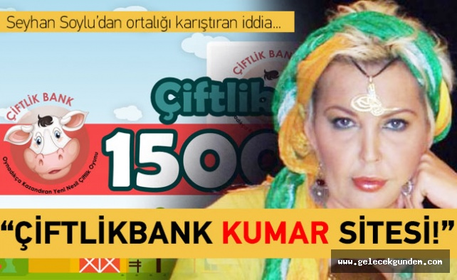 """SİSİ""""ÇİFTLİK BANK KUMAR SİTESİ"""""""