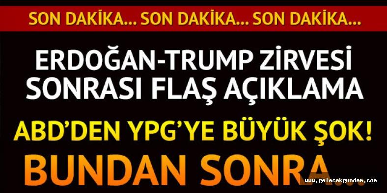 Soçi zirvesi sonrası kritik Trump-Erdoğan görüşmesi!