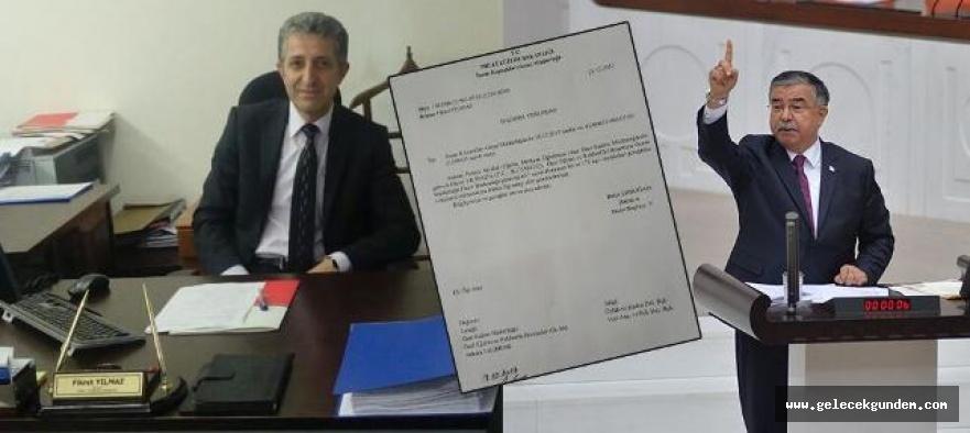Bakan İsmet Yılmaz'ın yeğeni, 'Özel Eğitim Daire Başkanı' olarak atandı