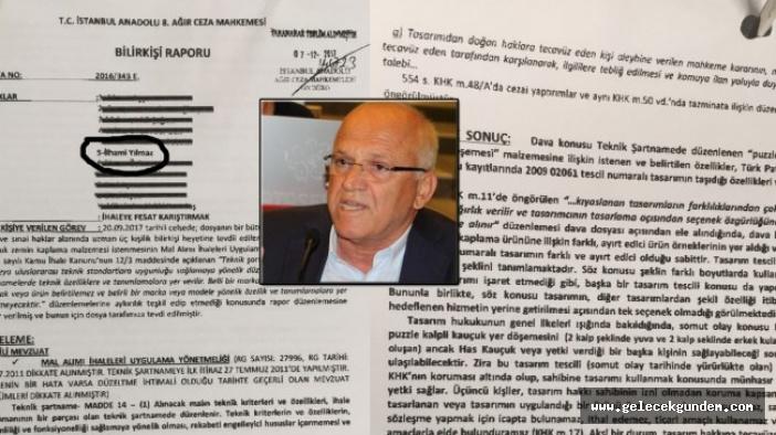 CHP'nin  yeni seçilen Ataşehir Belediye Başkanı İlhami Yılmaz, Ağır Cezada yargılanıyor!!