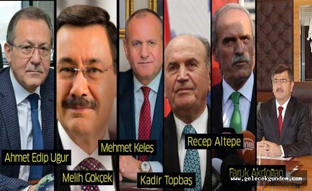 İstifa ettirilen AKP'li başkanların dosyaları rafa kalktı