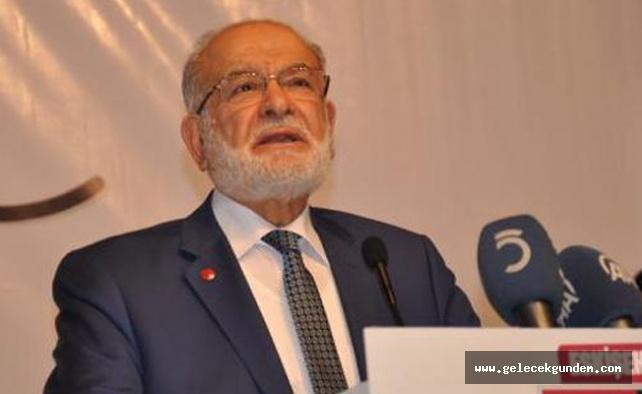 Saadet Partisi'nden AKP'ye: Rant ve soygun halen devam ediyor