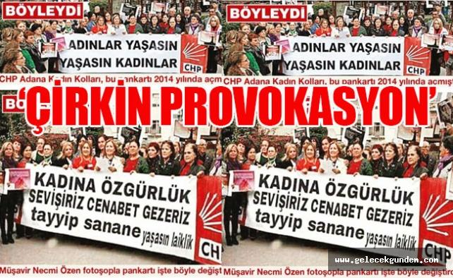AKP'li müşavirin skandal paylaşımına soruşturma açıldı!
