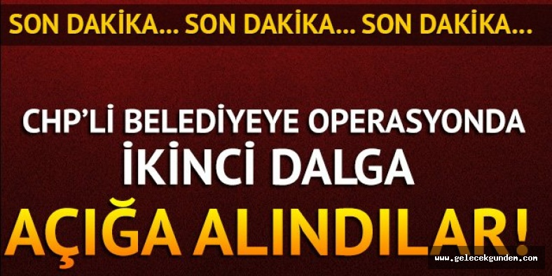 Beşiktaş Belediyesi 'operasyonunda' ikinci dalga